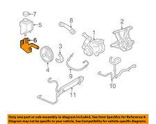 Chevrolet GM OEM 97-13 Corvette Steering Pump-Fluid Reservoir Bracket 12555222