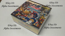 BuddyFight DRAGON CHIEF ENGLISH Booster Box Card Game BFE-BT01