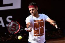 Nike white Court Logo T-Shirt for Men 777869-101