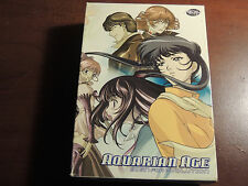 Aquarian Age - Vol. 1,2,3 with box (DVD, 2004, Collectors Edition)