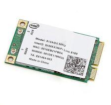 Intel 512AGX MRU WiMax/WiFi Link 5150 Wireless wifi network wlan Mini PCI-E Card