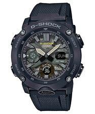 Casio G-Shock Carbon Core Guard Structure Rubber Strap Men's Watch GA2000SU-1A