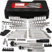 Craftsman 165 Pc. Mechanics Tool Set Standard Metric Socket Ratchet