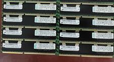 Lot (8) HP Micron MT36JSZF51272PZ-1G4F1DD 4GB 2Rx4 PC3-10600R Srvr Mem | 17153AM