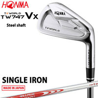 2019 HONMA GOLF JAPAN TOUR WORLD TW747 Vx IRON #3.4 or 11(Single) MODUS3  071811
