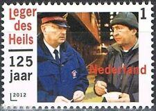 Nederland 2012 Leger des heils salvation army   2909 postfris/mnh