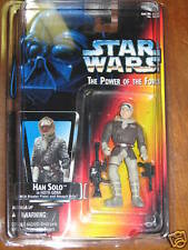 Han Solo in Hoth Gear - Power of the Force 1995 **STAR WARS** UNOPENED 527599.00