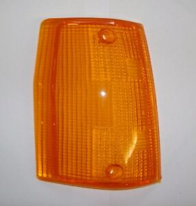 FIAT UNO - UNO TURBO/ PLASTICA FANALINO ANTER. DX/ RIGHT FRONT TURN LIGHT LENS
