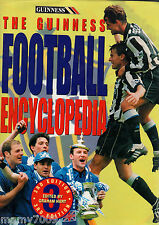 LIBRO/BOOK=THE GUINESS FOOTBALL ENCYCLOPEDIA=1995=IN INGLESE