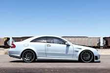 Mercedes CLK Amg W209 209 500 55 63 Bodykit Frontschürze (BLACK-SERIES-LOOK)