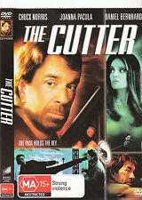 The Cutter-2005-Chuck Norris-Movie-DVD