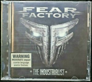 Fear Factory – The Industrialist   - New Sealed CD (C1273)
