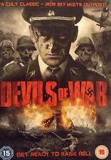 Devils of war    - Jerry Buxbaum New Sealed   DVD