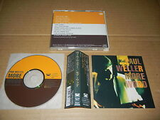 "PAUL WELLER ""MORE WOOD (LITTLE SPLINTERS)"" Japan CD w/OBI PCCY-00509 The JAM"