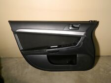 2008-2015 Mitsubishi Lancer Door Panel (Drivers Side) Includes Switches
