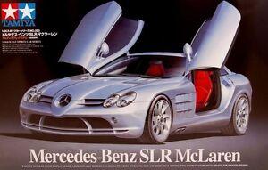 Tamiya 24290 1/24 Scale Model Sports Car Kit Mercedes-Benz SLR McLaren
