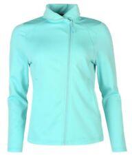 Spyder Allure Damen Ski Sweater Pullover Jacke Blau alle Größen Neu mit Etikett