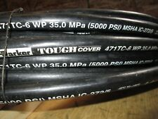 """PARKER HYDRAULIC HOSE 471TC-6 3/8"""" 100' TWO WIRE HOSE 100R16"""
