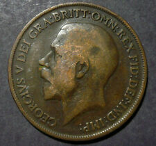 1918 Great Britain 1 Penny