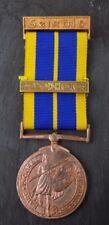 Irish FCA 12 yrs service medal