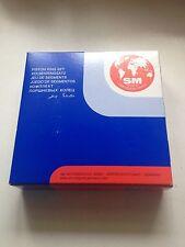 Piston ring set audi A3 A4 1600 * top qualité anneaux *