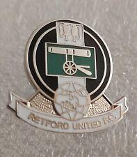 More details for retford united fc (nr worksop) enamel football club crest pin badge