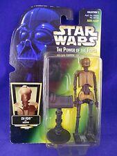 Star Wars POTF 2 1997 EV-9D9 – Green Card – MINMP Power of the Force