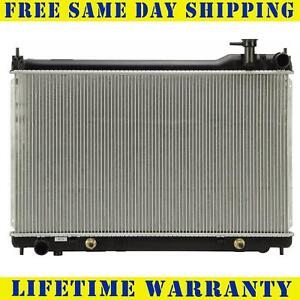 Radiator For 2003-2004 Infiniti G35 3.5L Lifetime Warranty Fast Free Shipping