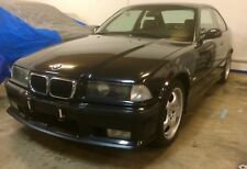 BMW E36 3er M3 Coupe 1997 3.2l US Modell Schwarz Leder Klima 5 Gang 130500KM