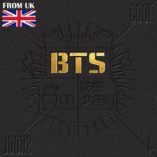 BTS KPOP BANGTAN BOYS Single Album [2 Cool 4 Skool] CD + Photobook