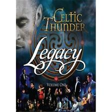 CELTIC THUNDER LEGACY VOLUME ONE DVD ALL REGIONS NTSC NEW