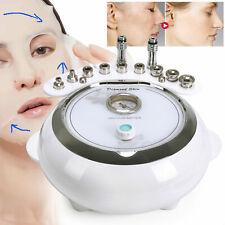 Diamond Microdermabrasion Skin Rejuvenation Dermabrasion Machine w/9Diamond Head