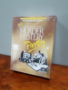 Murder Mystery Party - Murder at the Grand, Deluxe Edition for six
