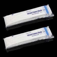200 Sleeves Sheet Sheath guaina delle maniche dentali per telecamera intraorale