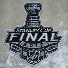 """NHL Stanley Cup Final 2017 3.25"""" Iron On Embroidered Patch ~USA Seller~"""