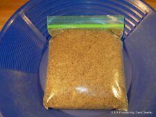 Big 2 lbs Montana gold nugget panning paydirt sample bag