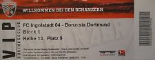 VIP TICKET 2015/16 FC Ingolstadt 04 - Borussia Dortmund