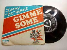 """VINILE 45 GIRI JIMMY """"BO"""" HORNE GIMME SOME SOUL EXPLOSION RCA"""