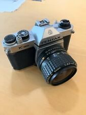 Pentax K1000 SLR Film Camera and Lens