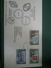 Norfolk island stamps. FDC. 1979