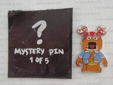 AUTHENTIC Disney Vinylmation Muppets #2 PEPE THE KING PRAWN SHRIMP CHASER Pin