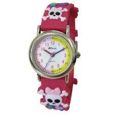 Kids/Children's Girls Theme Activities 3D Funtime watch[Girly Skull] R1513.49