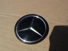 Mercedes Benz 107 450 380 SL SLC steering wheel horn pad center tab emblem 73-79