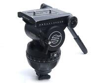 Sachtler Studio 65 150mm tripod fluid head 22-106 lbs payload for heavy camera