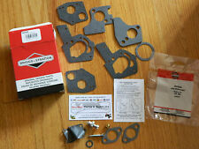 OEM Briggs&Stratton Carburetor Overhaul Repair Kit  495606  92200 135200 130200