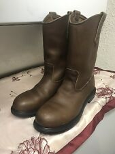 Red Wing Pecos Boots 2231 Size 10 A2 Narrow, Steel Toe