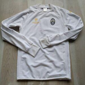 Juventus jacket Training UCL Top official Men's adidas football soccer XS UA