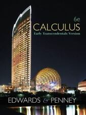 Calculus, Early Transcendentals (6th Edition)-ExLibrary