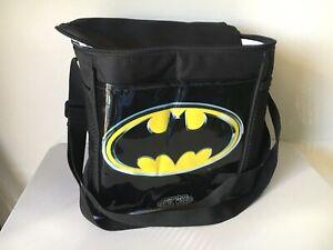 Batman Warner Bros Movie World Cooler Bag Drinks Bag