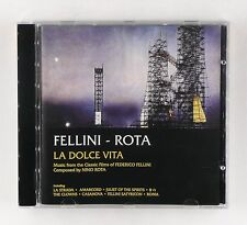 Fellini-Rota - Film Soundtrack CD Album - FILMCD 720